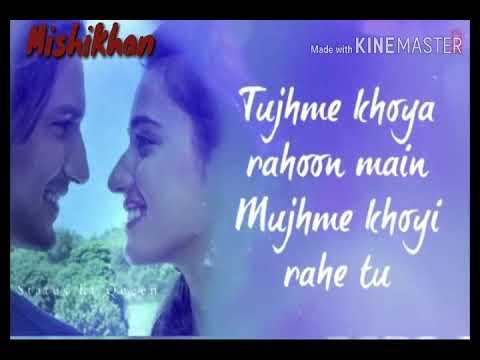 Romantic sonh lyrics (khud sa hm mila gy...