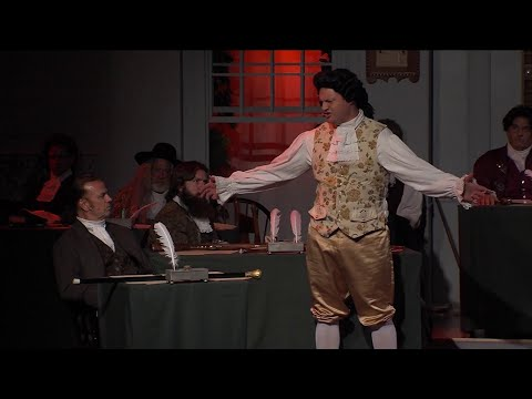 1776: A musical revolution