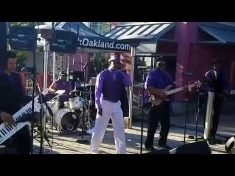 WHAT THE FUNK BAND (WTF) - @ The Plank, Jack London Square.