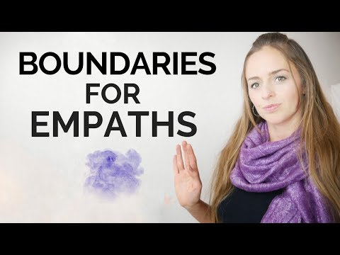 How To Set Boundaries As An Empath Or Highly Sensitive Person