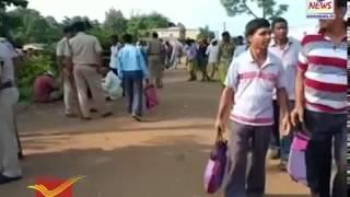ANM NEWS 24092018 অবরোধের জেরে চরম দুর্ভোগ মেদিনীপুর, ক্ষেমাশুলিতে