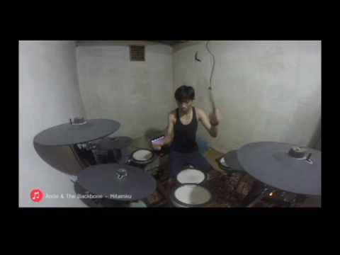 Andra & The Backbone - Hitamku Drum Cover
