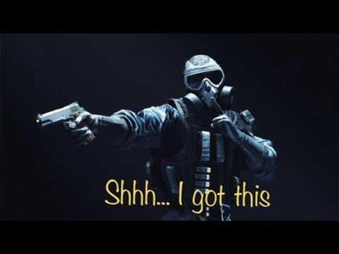 Shhh... I got this - Mute MVP - Rainbow Six Siege Gameplay