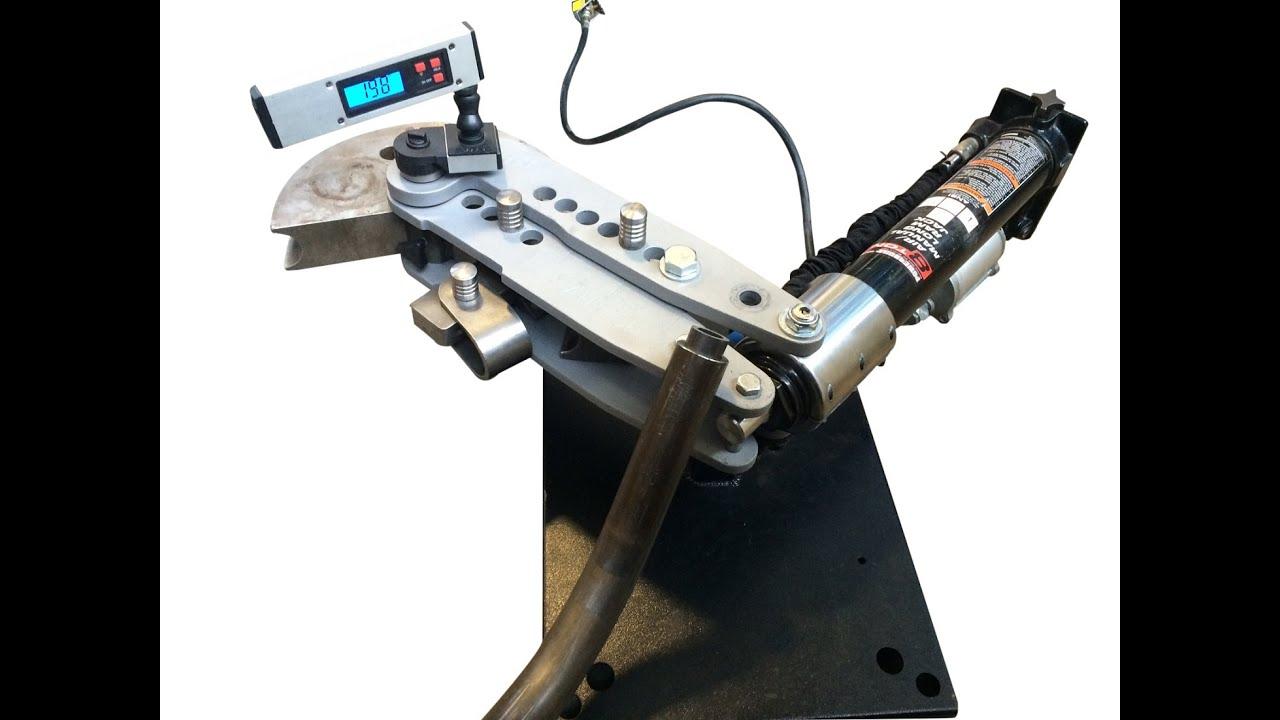 Swag Machined Tubing Bender Air Hydraulic Ram Mount