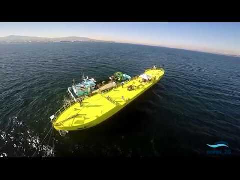 Magallanes Renovables genera energía con las mareas