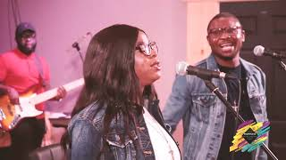 Relentless Online Worship Series (ROWS)  Live with Folarin & Keziah - August 2020