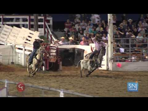 Cowtown Rodeo Clip of the Week, July 26, 2014 rodeo performance