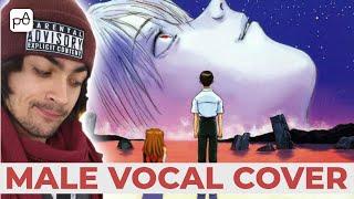 Gam   A Cruel Angel s Thesis  tv size    COVER EN VIVO      YouTube Thesis of a cruel angel espa  ol