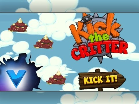 Kick the Critter - Smash Him! by Vasco Games