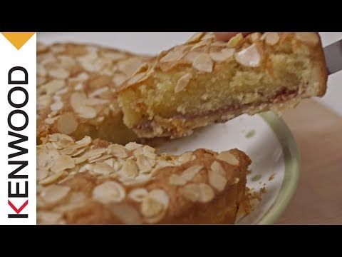 Bakewell Tart Recipe for Your Kenwood Cooking Chef