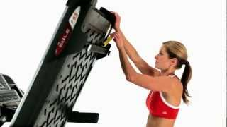 Sole F85 Treadmill-Rated Best Folding Treadmill 2013