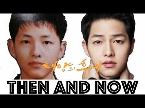 """descendants-of-the-sun""-korean-drama-actors-then-and-now"
