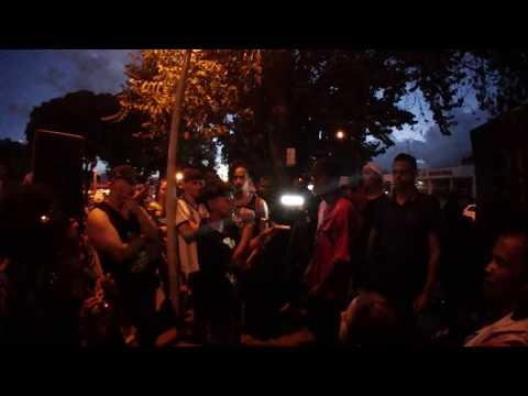 BMO vs AfroKing GO Batalha de RAP do Relego VS GO 1 FASE  EPICO