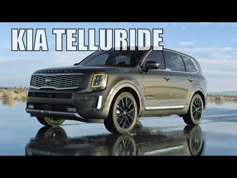 KIA Telluride 2020 - обзор автомобиля