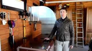 видео Газовый генератор для дома с автозапуском
