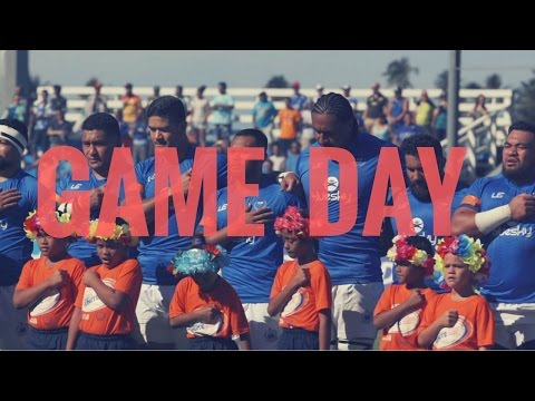 Game Day | Behind the Scenes with Manu Samoa