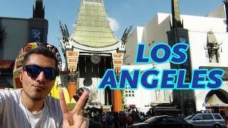 VLOG VIAJE A LOS ANGELES (DÍA 1 Y 2) | LIPELIPE Thumbnail