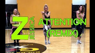 Zumba Attention Charlie Puth Oliver Heldens Remix