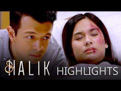 Lino rushes to check on Jacky | Halik