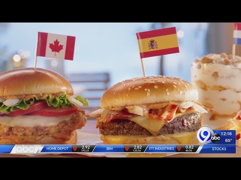 Justin The Web Guy - McDonald's To Add Four New International Items To Their Menu!