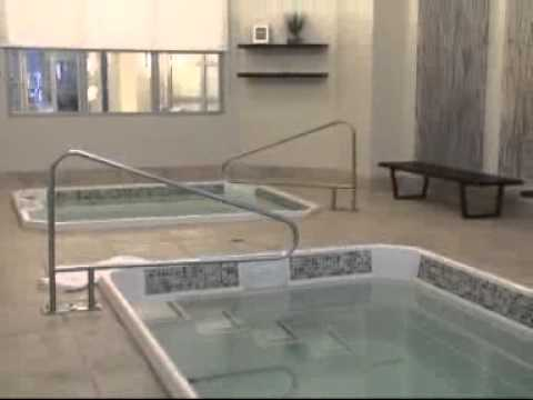Tour of Michigan Rehabilitation Specialists Facility and HydroWorx Pool