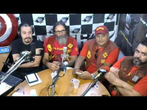 ZAPATA MOTO CLUBE na Radio 66 Brasil FM - Entrevista dia 05 de março de 2018