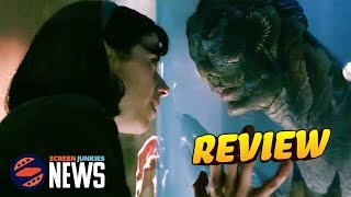 The Shape of Water - Review!