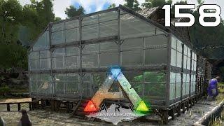ARK Survival Evolved [#158] Szklarnia do przyśpieszenia wzrostu roślin