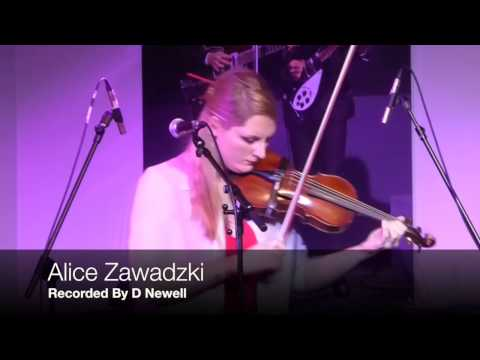 Alice Zawadzki at The Royal Albert Hall for the London Jazz Festival 2014
