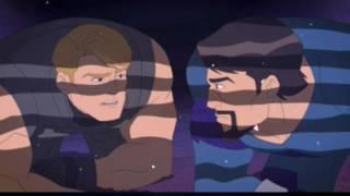 STEVE & TONY [assemble] - FLARES