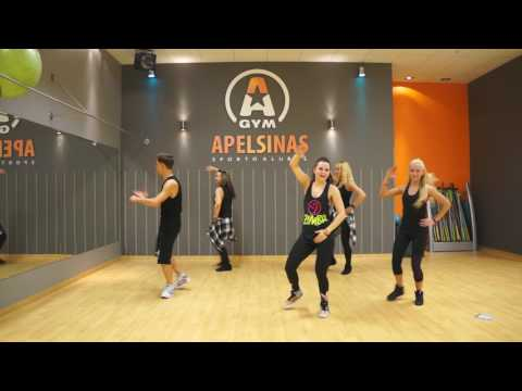 DESPACITO – Luis Fonsi ft Daddy Yankee. Zumba Fitness