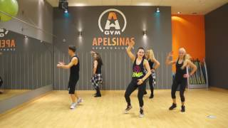 DESPACITO - Luis Fonsi ft Daddy Yankee. Zumba Fitness