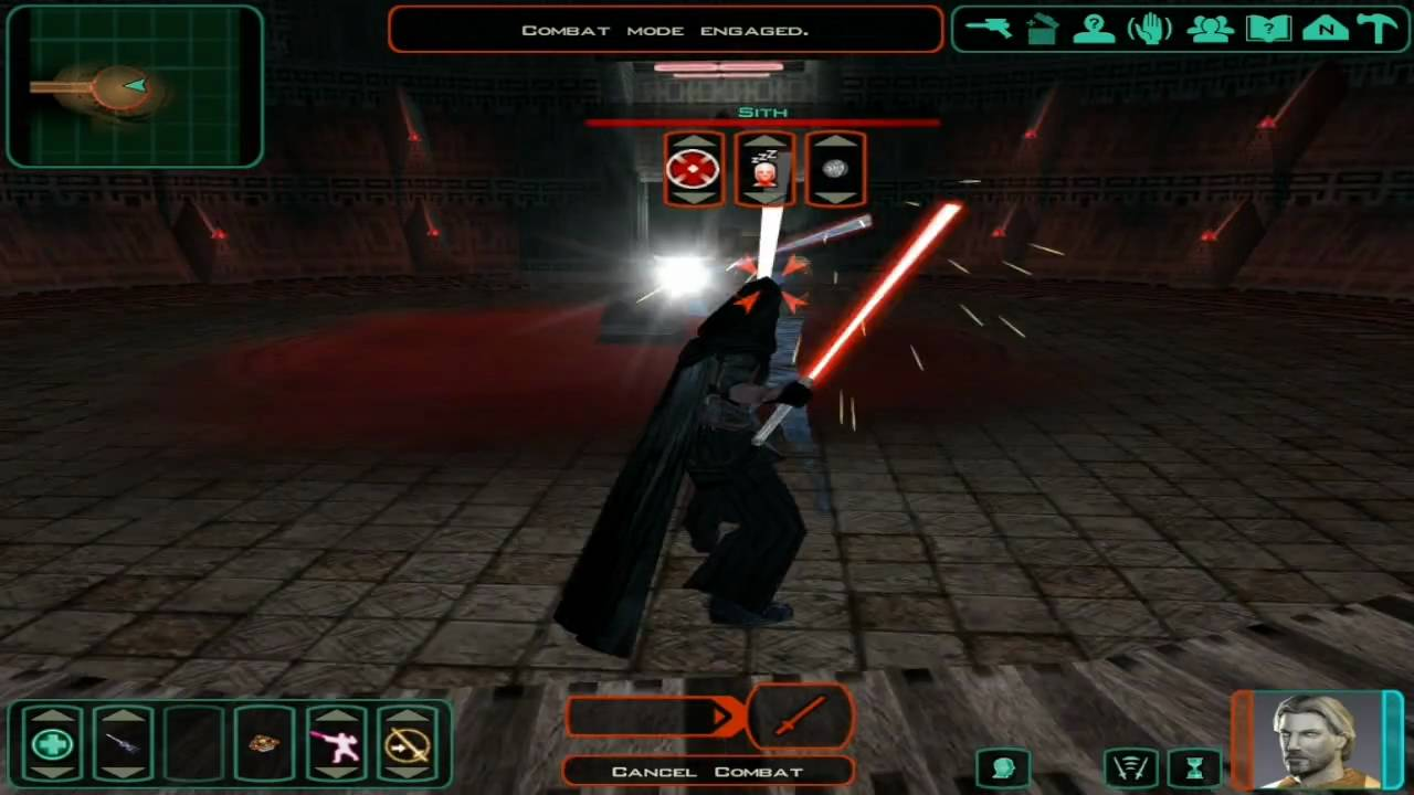 Star Wars Knights of the Old Republic 2