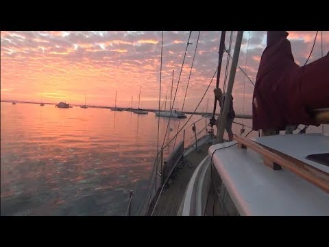 Ep005 Sailing the Algarve