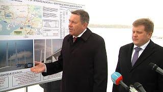 Выездное совещание по строительству моста в Череповце