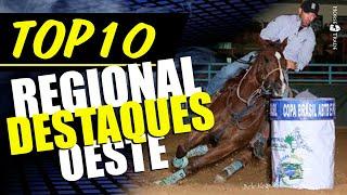 TOP 10 - Regional Oeste