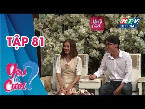 YÊU LÀ CƯỚI | Đôi vợ chồng nên duyên từ Bạn muốn hẹn hò | YLC #81 FULL | 18/5/2019