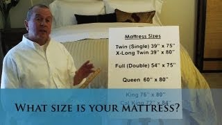 Mattress Sizes - What Size Mattress Do You Sleep On? (www.verolinens.com)