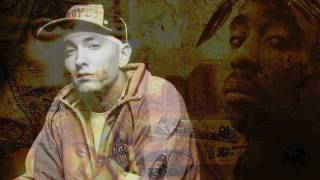25 To Life Pt. II - Eminem ft. 2Pac - NEW 2011 (CDQ)