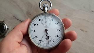 Секреты Антиквара | Купил редкие часы LEMANIA | Лайфхак как проверить точность хода часов