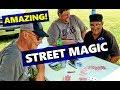 Amazing STREET MAGIC Using Cards!