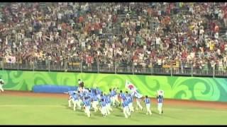 PSY (싸이) +Gugak(국립국악원) 'Korea (코리아)'!!Team Fighting!