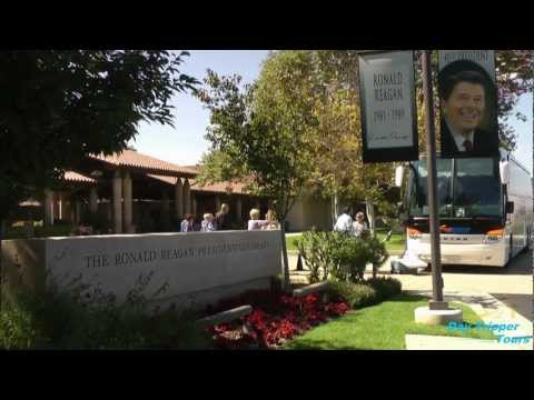 DayTripper Tours: The Ronald Reagan Presidential Library, Simi Valley, CA