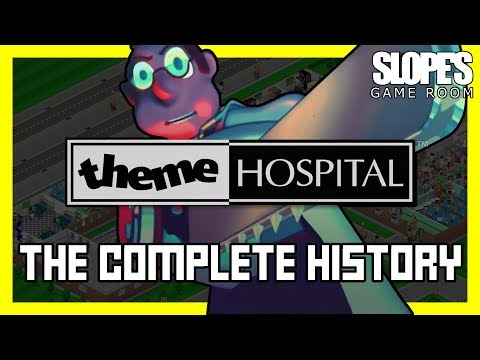 Theme Hospital: The Complete History - SGR