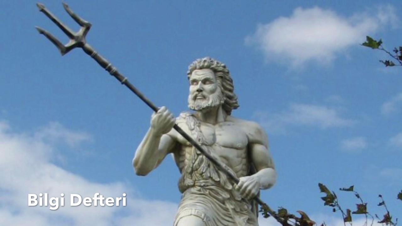 gods of greek poseidon youtube