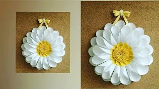 Door/Wall Hanging from chart paper | Summer special kids craft easy | Home decoration with paper diy