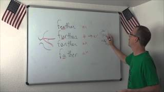 Q&A: FATHER vs FARTHER vs FURTHER vs FEATHER…Pronunciation Difference!!!