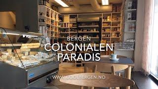 Restaurants in Bergen - Colonialen Paradis