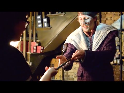 Best Ollivanders Wand Shop Show, Wizarding World of Harry Potter, Universal Studios Hollywood
