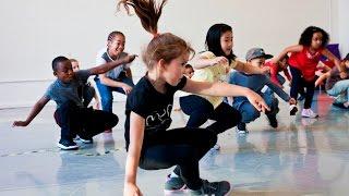 CLASS STREET DANCE KIDS